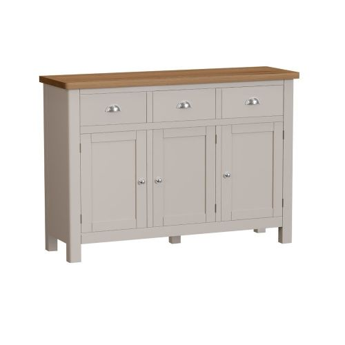 Ramsbottom Painted 3 Door Sideboard
